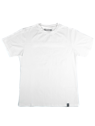 Thenx Premium Cotton White Tee