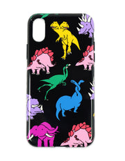 PONY DINO iPHONE CASE