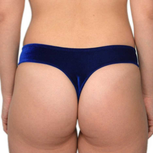 ROYAL VELVET BOTTOMS - HOAKA SWIMWEAR