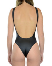 SAMMY BLACK ONE PIECE - HOAKA SWIMWEAR