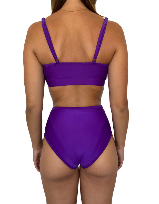 CANCUN PURPLE ECOHOAKA SET