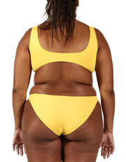 JO YELLOW SET - HOAKA SWIMWEAR