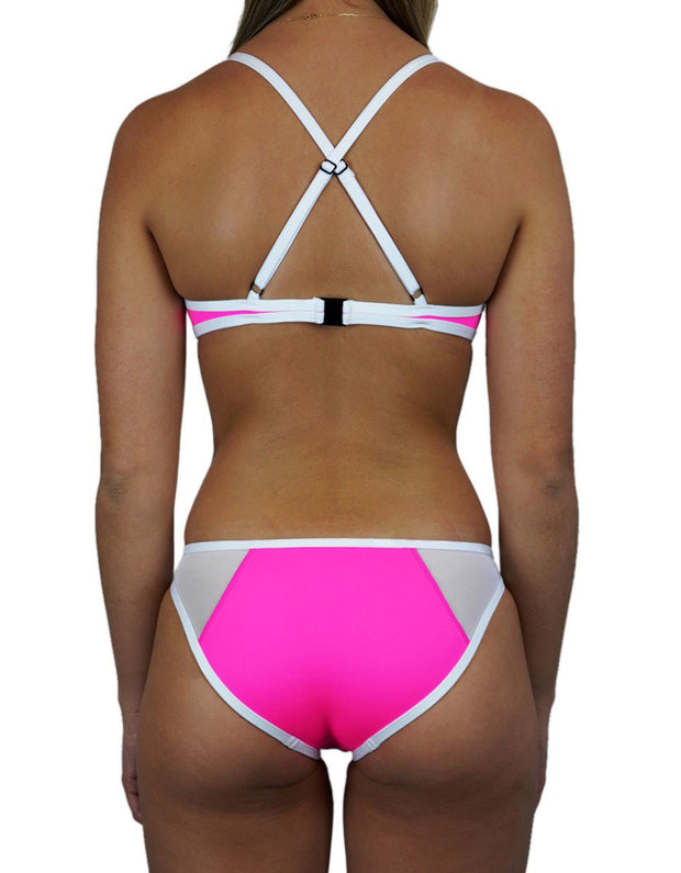 KENDALL NEON PINK SET