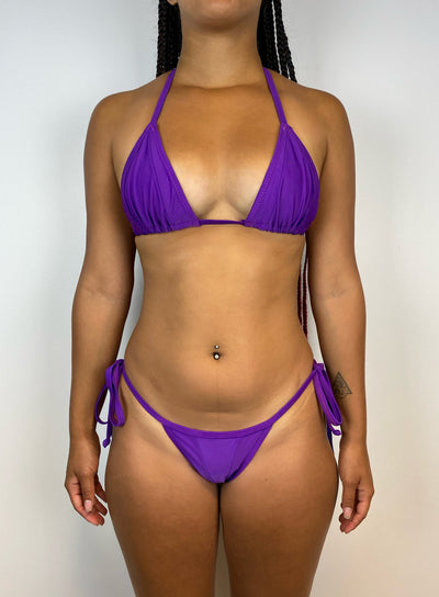 PLAYA PURPLE ECOHOAKA SET