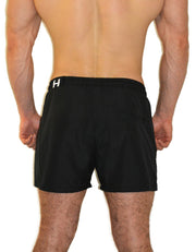BORA-BORA BLACK MEN'S ECOHOAKA