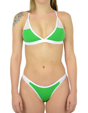 WESLIE GREEN SET - Final Sale