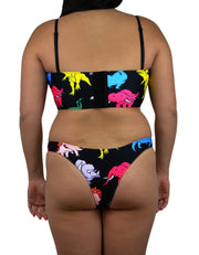 RAPTOR PONY DINO SET - HOAKA SWIMWEAR