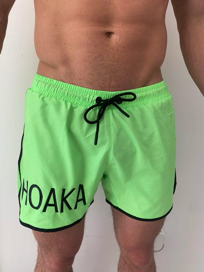 GREEN APPLE NEON MEN'S ECOHOAKA
