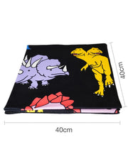 PONY DINO TOWEL - HOAKA SWIMWEAR