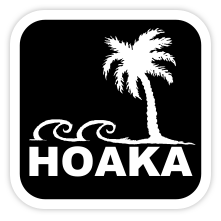 WATERPROOF HOAKA STICKER (+ US$4) - HOAKA SWIMWEAR