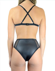 GEMMA BLACK SET - HOAKA SWIMWEAR
