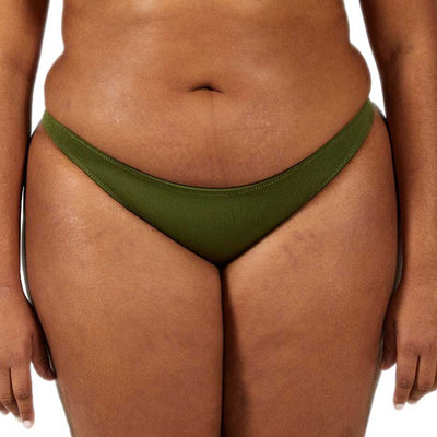 KHAKI BOTTOMS - HOAKA SWIMWEAR