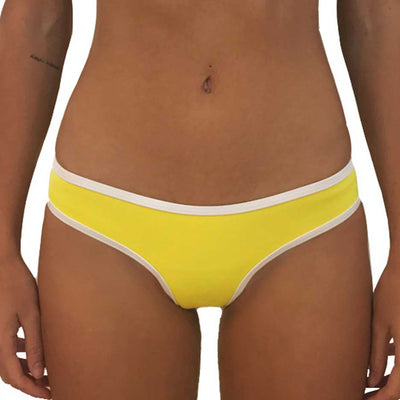LEMON BOTTOMS - HOAKA SWIMWEAR