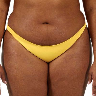 YELLOW BOTTOMS - HOAKA SWIMWEAR