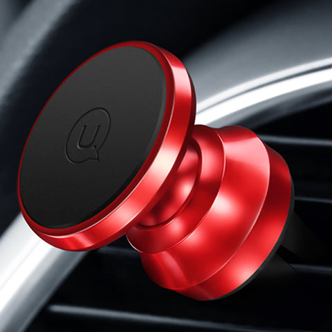 red Car Magnetic 360 degree phone holder