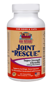 Ark Naturals Joint Rescue Supplements For Dogs and Cats