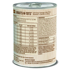 Merrick Grain Free Brauts n Tots Canned Dog Food