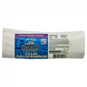 Redbarn Peanut Butter Filled Bone For Dogs