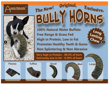 Aussie Naturals Bully Horns Dog Treats