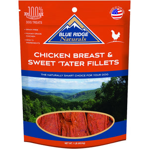 Blue Ridge Naturals Chicken Breast & Sweet Potato Fillets