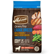 Merrick Grain Free Large Breed Real Chicken and Sweet Potato Dry Dog Food