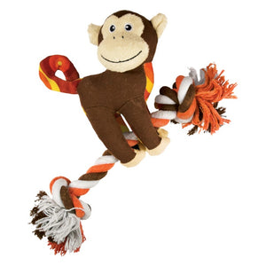 KONG Knots Clingerz Monkey Dog Toy