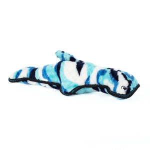 ZippyPaws Z-Stitch Grunterz Hamilton the Hammerhead Shark Plush Dog Toy
