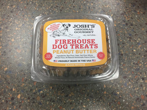 All Natural Firehouse Dog Treats