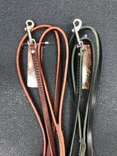 Latigo Leather Dog Lead/Leash