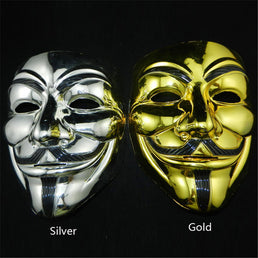 Masque Anonymous SILVER/GOLD