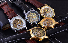 "Montre Homme automatique ""Sparrow"""
