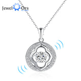 "Collier en argent 925/000 ""WeddingPendant"""