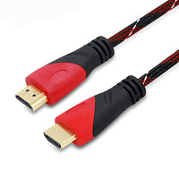 Câble HDMI High Speed Or (de 1,50m à 15m)