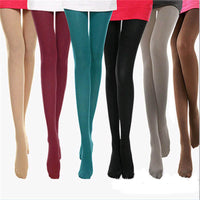 "Collants opaques ""automne"""
