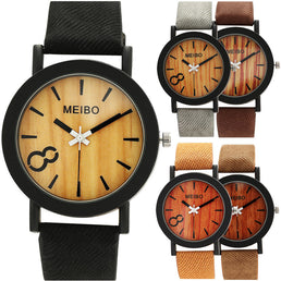 Montre femme Style Wood