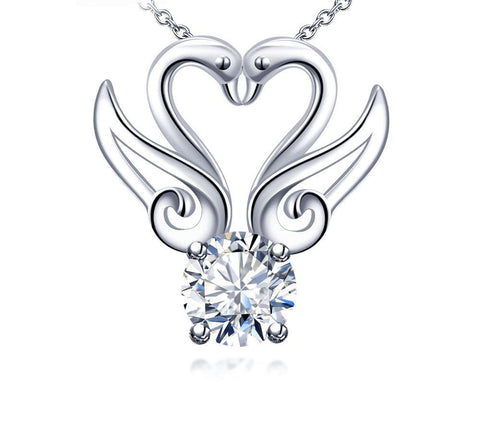 "Collier  ""Swan"""