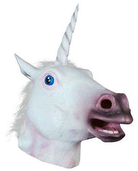 Masque Licorne Latex