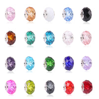 "Accessoires bijoux ""Charms"", Crystal Facets"