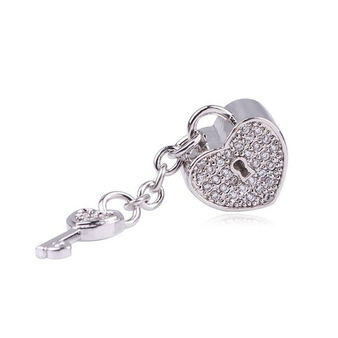 "Charm""LOVELOCK"" en argent 925/000"