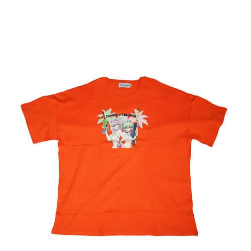Orange Pool Party T-Shirt