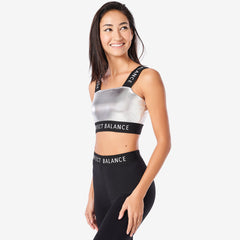 Monogram Elastic Sports Bra
