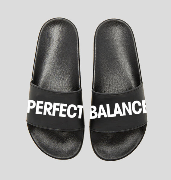 Perfect Balance World Logo Slides
