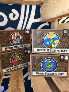 Craft Beer Making Refill Kit Oak Aged IPA