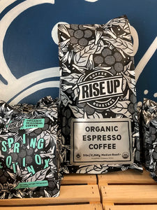 Rise Up Espresso Coffee Beans