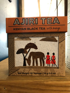 Ajira Black Tea with Mango