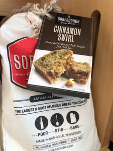 Sober Dough Cinnamon Swirl Bread Kit