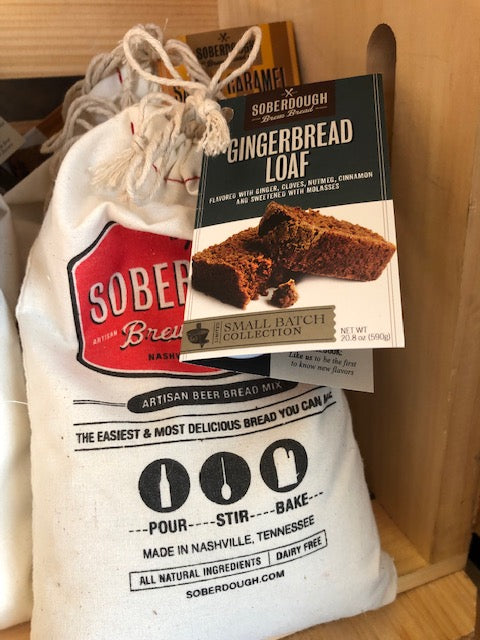 Sober Dough Gingerbread Kit