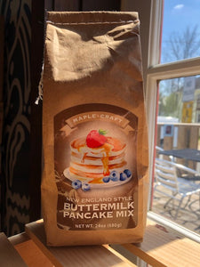 Maple Craft New England Style Buttermilk Pancake Mix