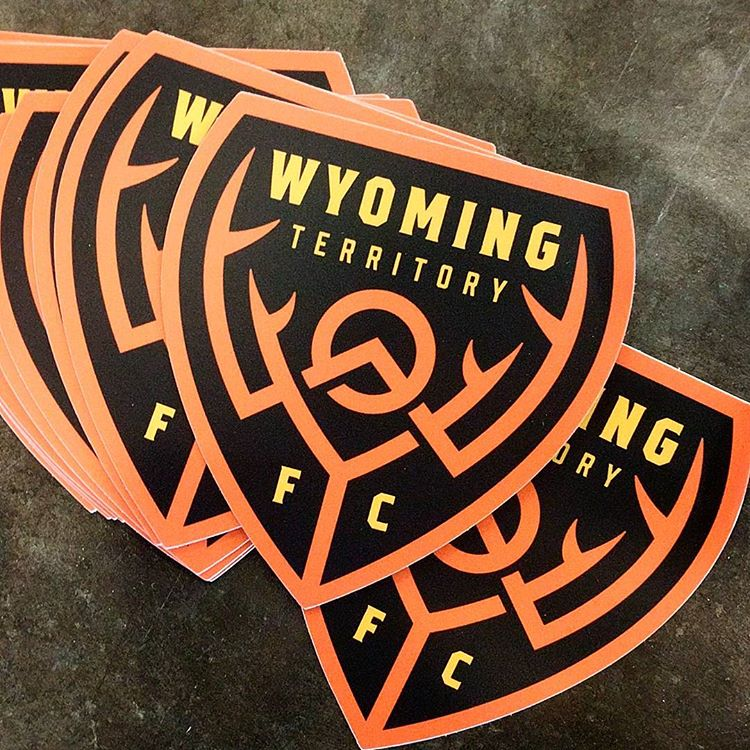 FCWYO Stickers (3-pack)