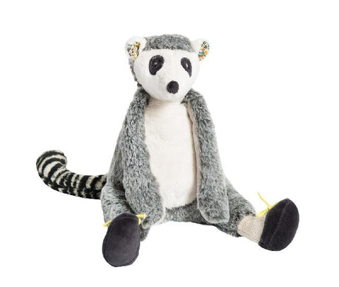 Roty Moulin Bazar - Maki Lemur Soft Toy, Toy, Moulin Roty - Purr Petite